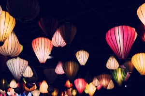Lampa ma długą historię