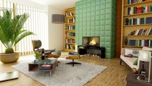 Nowoczesne i estetyczne kominki do domów pasywnych