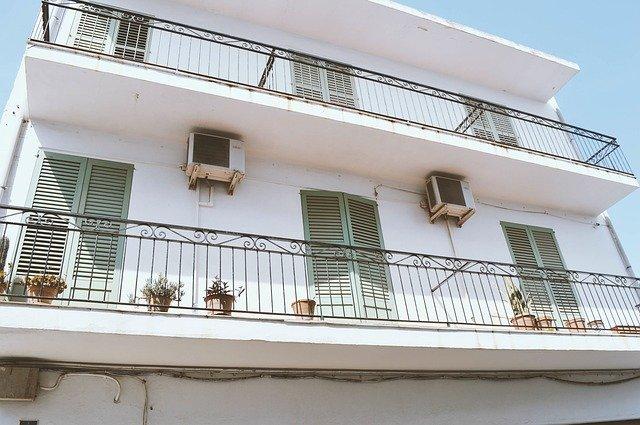 okapniki balkonowe