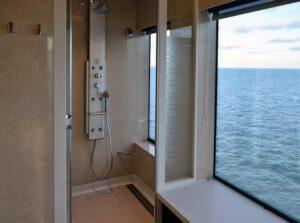 kabiny prysznicowe z brodzikiem prostokątne